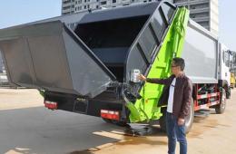 预算垃圾外运一车多少方,车型介绍