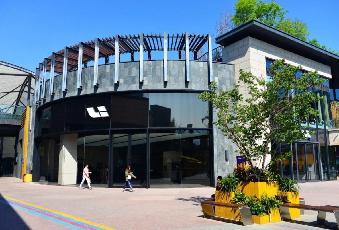 艺术家解开了科学家的难题——理想北京零售中心开业体验