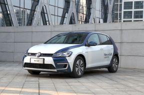 大众 e-Golf 明年或停产 北美市场将不会有纯电动车型出售