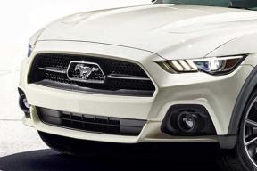 或2021年正式上市 纯电动福特 Mustang 旅行版假想图曝光