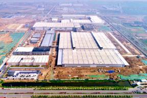 拜腾全球生产基地开放,M-Byte  量产车年底量产,入门价格 30 万左右