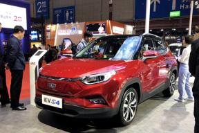 置换 iEVS4 补贴 1 万元,江淮发布购车置换补贴计划