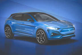 延续 Mustang 风格,命名 Mach-E,福特全新纯电 SUV 将于 2020 年上市