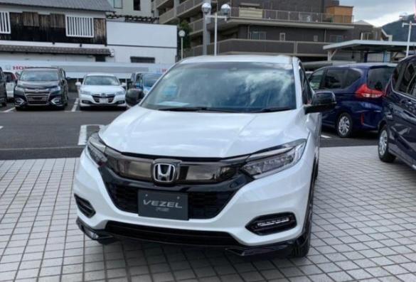 全新本田缤智实车正式亮相,高颜值大空间,新增1.5t动力更强!
