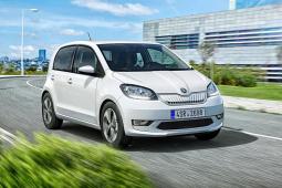 斯柯达发布首款纯电动车Citigo e iV  计划2020年初在英国上市