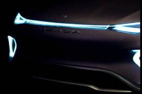 腾势Concept X 概念车官图发布,将推出纯电和插混 2 个版本