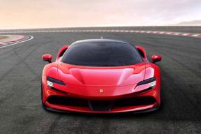 法拉利SF90 Stradale 亮相,0-100 km/h 加速 2.5 s,能上绿牌!