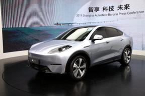 博郡汽车获 25 亿元投资,首款产品年底量产上市