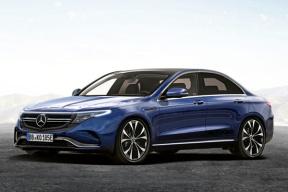 续航 600 km,价格对标特斯拉Model S,奔驰EQE 将在 2022 年推出