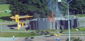 挪威加氢站爆炸,丰田、现代停售氢燃料电池车!