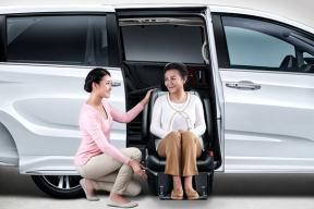 售 34.98 万/ 37.68 万元,为特殊群体设计,广汽本田推出奥德赛锐·混动福祉车