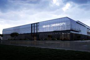 高管车内视频会议 泄密比亚迪全球设计中心设计图
