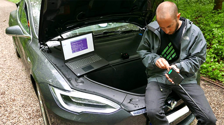 国外公司曝特斯拉Auto Pilot安全漏洞 可导致车辆突然减速