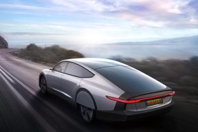 WLTP工况725 km,2021年交付,还是太阳能电动车?