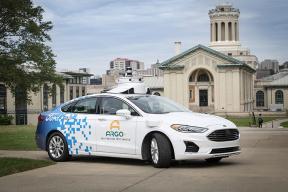 Argo AI将拿出1500万美元建立一个自动驾驶汽车研究中心
