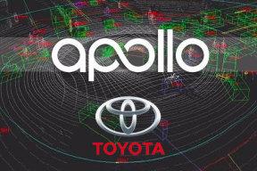 丰田将加入百度Apollo计划