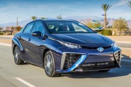 评测氢燃料电池车丰田Mirai:难道这就是未来?| 室长报告