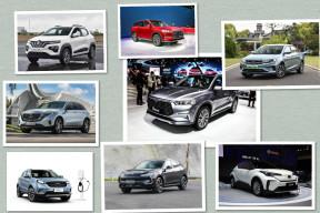 合资品牌占据半壁江山 32款下半年即将上市新车盘点