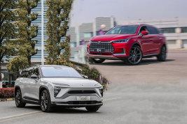 造车新势力还是传统车企 蔚来 ES6和比亚迪唐EV 600如何选