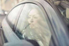 你的传统驾驶习惯可能导致了晕车