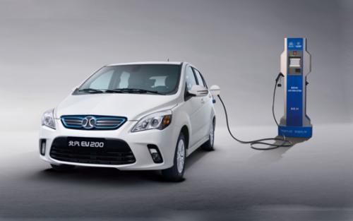 纯电动汽车家庭充电:充电形式