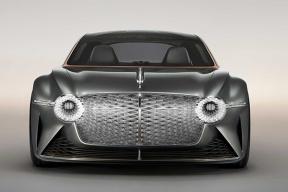 新能源时代也可以贩卖情怀?宾利概念车 EXP 100 GT 首次亮相