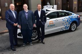 大众与福特合作 布局自动驾驶及电动汽车