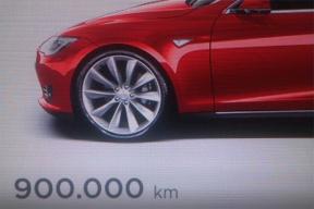 最远的特斯拉已经行驶了 90 万公里 你还怀疑电动车的可靠性么