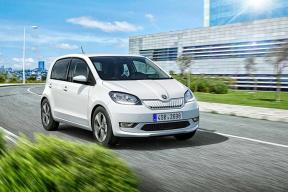 四季度投产 斯柯达首款纯电动车 CITIGOe iV 挪威开启预售