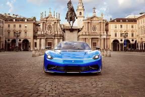 世界首款纯电动超级跑车!宾尼法利纳 Battista 下月发布