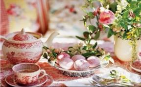 悦时光 · 英式下午茶 | TEA FOR LIFE,不负盛夏