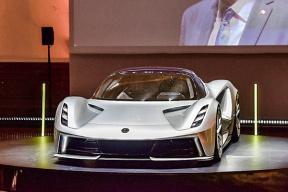 中国限量 5 台,起售价 1467 万元,路特斯纯电动超跑 Evija 发布