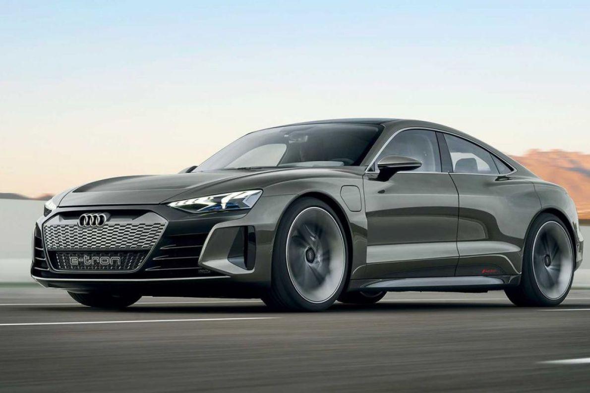 和 R8 同一工厂生产 奥迪 e-tron GT 或将与 2020 年正式量产