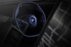采用全新造型方向盘,宝马iNEXT 再发预告片