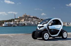 雷诺发布 e-Plein Air,老爷车的外表电动车的心