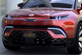 Fisker 全新电动 SUV 照片曝光,预计 2021 年上市
