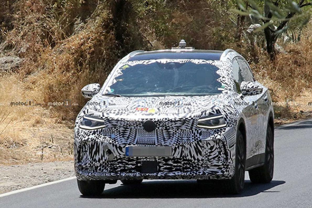 ID. CROZZ 谍照曝光,定位纯电动 SUV,2020 年下半年上市