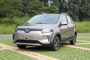 【EVRI续航评测】北汽新能源EC5 可远行亦可通勤的家用小车