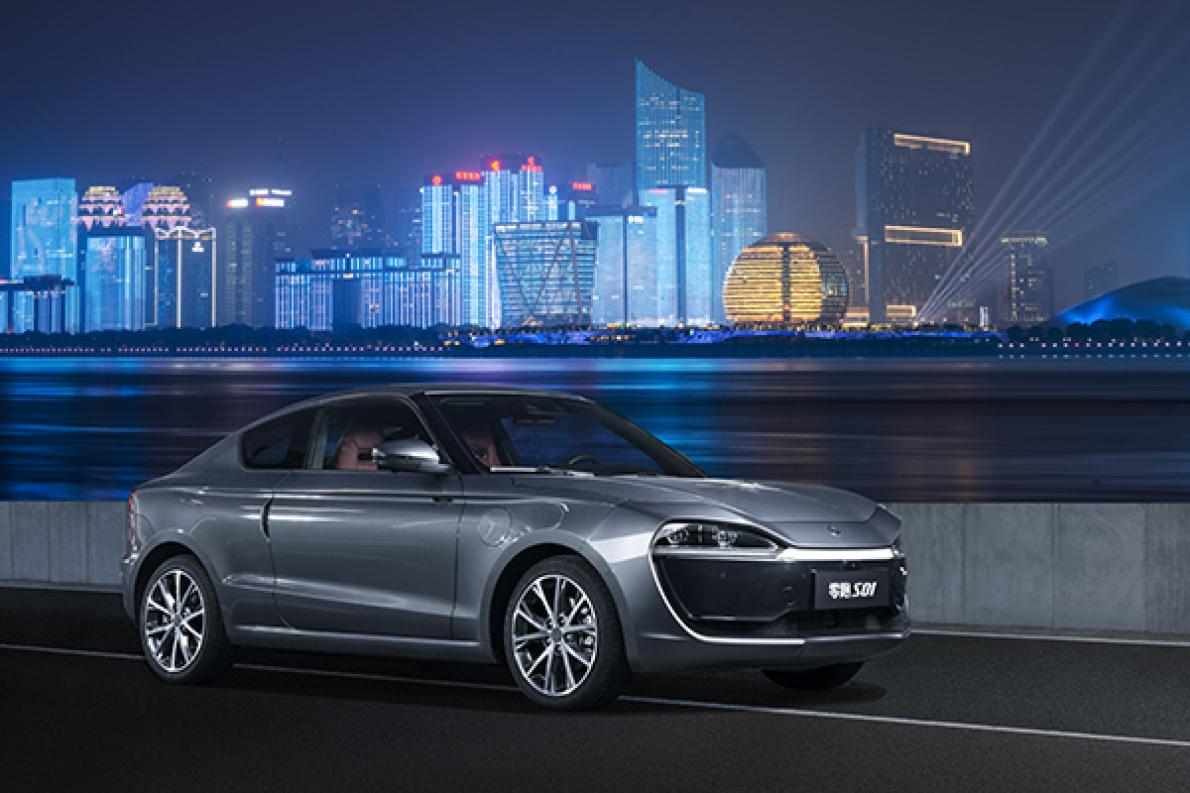 零跑汽車融資到位,訂單充足銷售體系良好,兩年內新增兩款車型