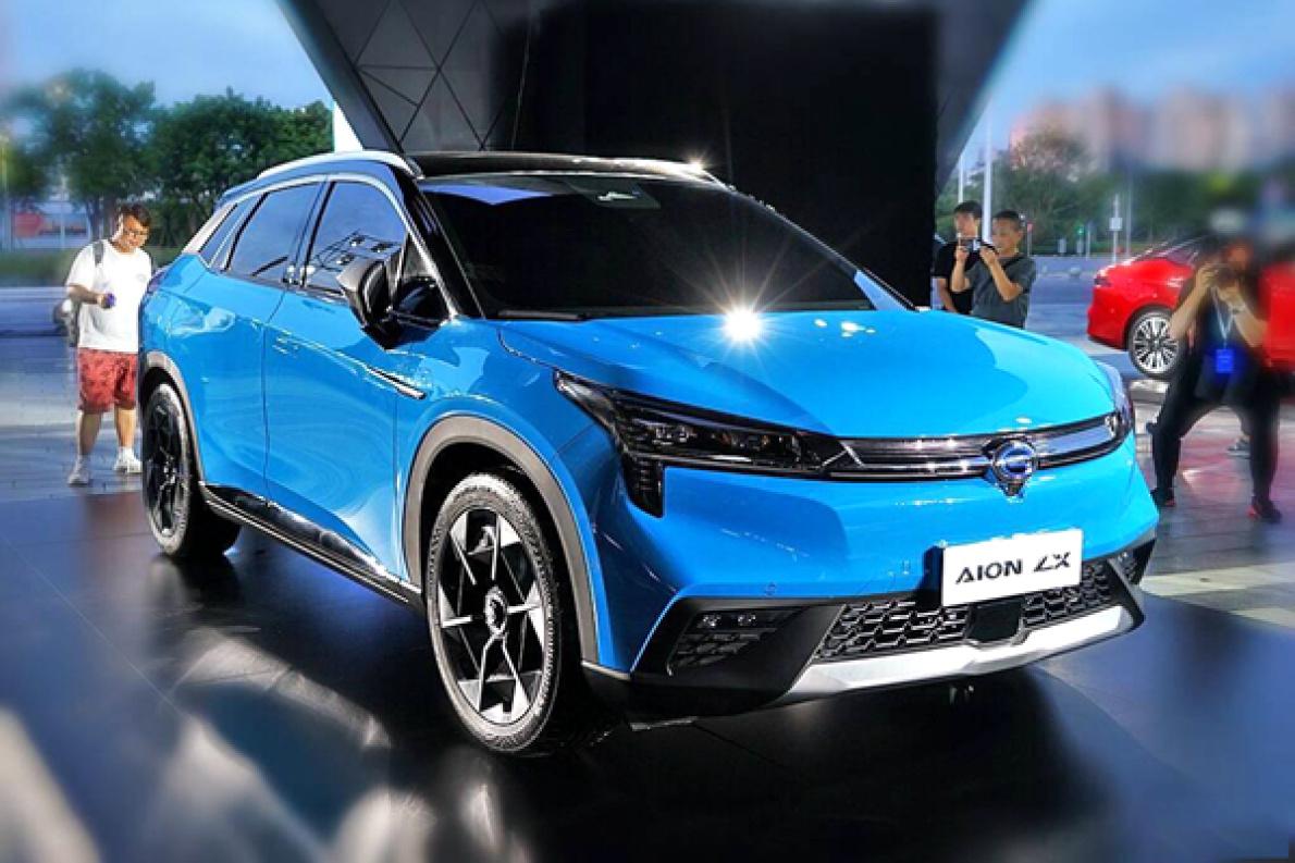 彻底解决续航焦虑?续航 650 km 的广汽新能源Aion LX 将于 8 月 29 日预售