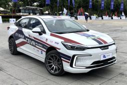 北汽新能源成都车展阵容曝光,EU7 首发亮相,其他车型悉数登场
