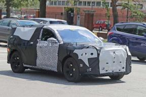 野马纯电动 SUV 谍照曝光,或命名为 Mustang E,将于 2021 年上市