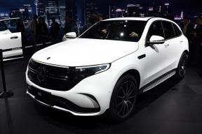 奔驰 EQC 成都车展首发,或推出限量版车型