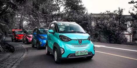 5萬左右的寶駿E100新能源汽車怎樣