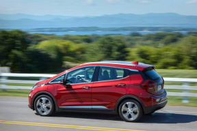 比特斯拉Model 3便宜,续航还高,2020款雪佛兰Blot EV了解一下