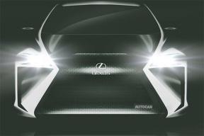 雷克萨斯首款纯电概念车图亮出,或将在2019年东京车展亮相