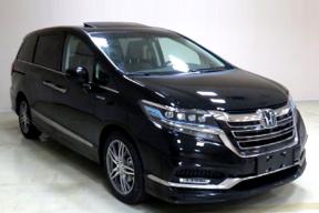 搭載本田第三代 i-MMD 混動系統,東風本田混動版艾力紳 9 月 11 日上市