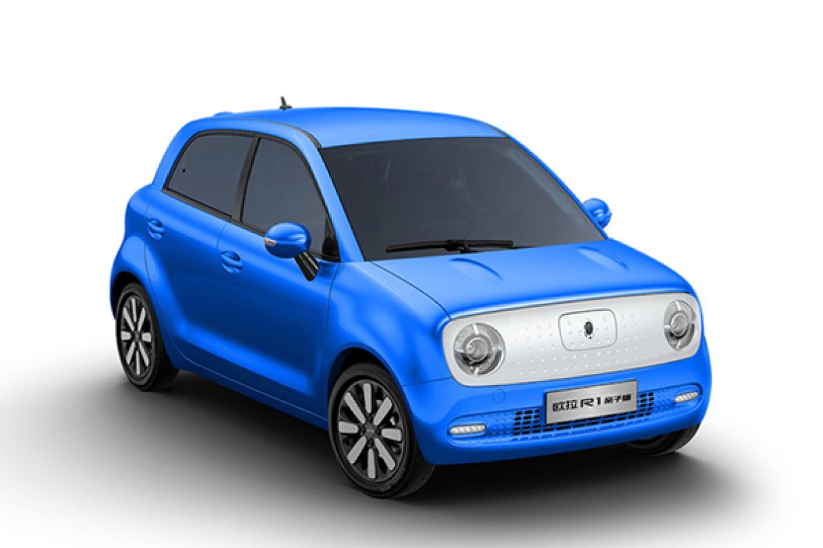 歐拉R1親子版上市,補貼后售價 7.38 萬元,NEDC 續航 351 km