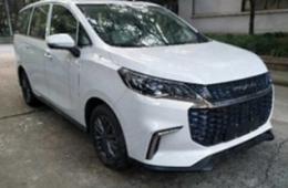 上汽大通最新电动汽车G50EV曝光