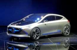 奔驰新能源汽车有哪些,奔驰新能源汽车车型推荐